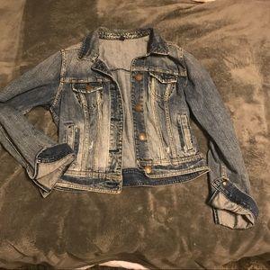 AE - Sexy Denim Jacket Sz M